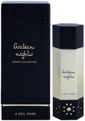 Jesus Del Pozo Arabian Nights Private Collection Woman eau de parfum para mujer