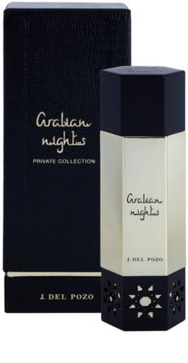 Jesus Del Pozo Arabian Nights Private Collection Woman Eau de Parfum para mulheres 2