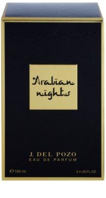Jesus Del Pozo Arabian Nights Eau de Parfum para homens 1