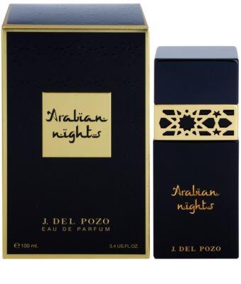 Jesus Del Pozo Arabian Nights eau de parfum férfiaknak