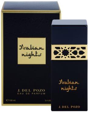 Jesus Del Pozo Arabian Nights Eau de Parfum para homens 2