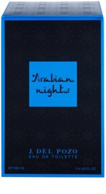 Jesus Del Pozo Arabian Nights toaletna voda za moške 1