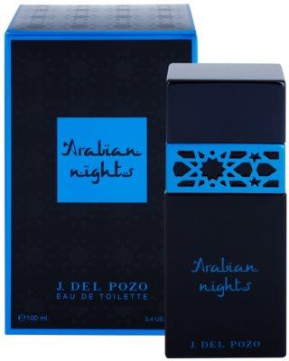 Jesus Del Pozo Arabian Nights toaletna voda za moške 2