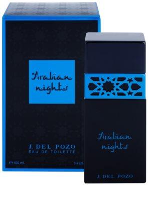 Jesus Del Pozo Arabian Nights Eau de Toilette für Herren 2
