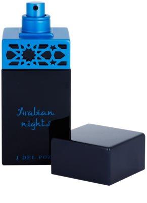 Jesus Del Pozo Arabian Nights toaletna voda za moške 4
