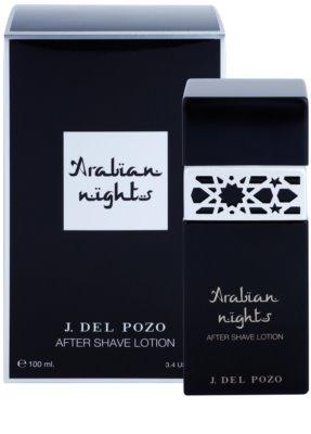 Jesus Del Pozo Arabian Nights loción after shave para hombre 4