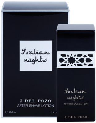 Jesus Del Pozo Arabian Nights After Shave für Herren 4