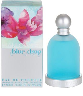 Jesus Del Pozo Halloween Blue Drop woda toaletowa dla kobiet