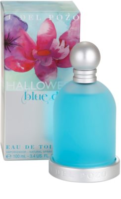 Jesus Del Pozo Halloween Blue Drop woda toaletowa dla kobiet 4