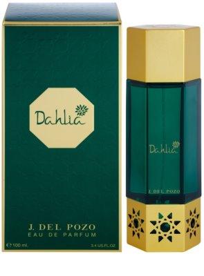 Jesus Del Pozo Desert Flowers Dahlia Eau de Parfum unissexo