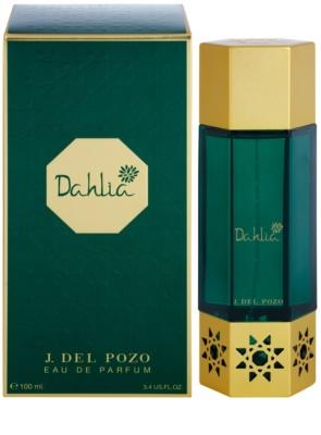 Jesus Del Pozo Desert Flowers Dahlia parfémovaná voda unisex