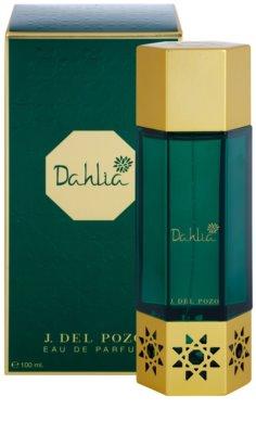 Jesus Del Pozo Desert Flowers Dahlia Eau De Parfum unisex 2