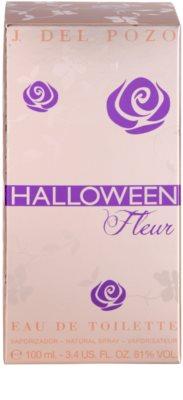 Jesus Del Pozo Halloween Fleur woda toaletowa dla kobiet 4