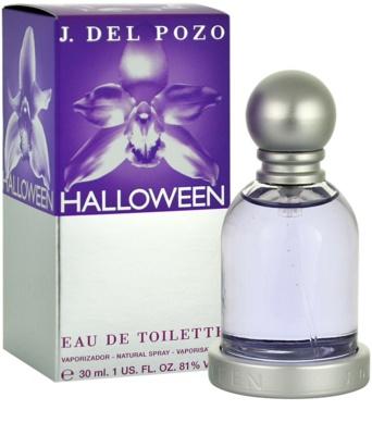 Jesus Del Pozo Halloween Eau de Toilette für Damen