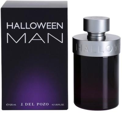 Jesus Del Pozo Halloween Man Eau de Toilette pentru barbati
