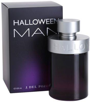 Jesus Del Pozo Halloween Man Eau de Toilette für Herren 1