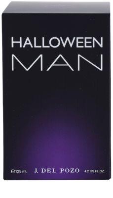 Jesus Del Pozo Halloween Man Eau de Toilette für Herren 4