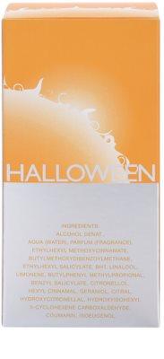 Jesus Del Pozo Halloween Sun Eau de Toilette para mulheres 4