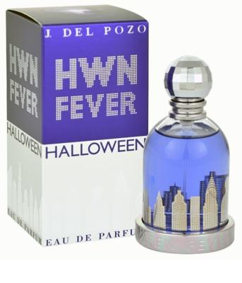 Jesus Del Pozo Halloween Fever Eau de Parfum für Damen