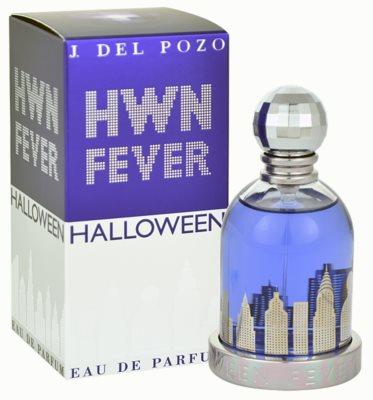 Jesus Del Pozo Halloween Fever eau de parfum nőknek