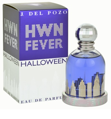 Jesus Del Pozo Halloween Fever Eau de Parfum para mulheres