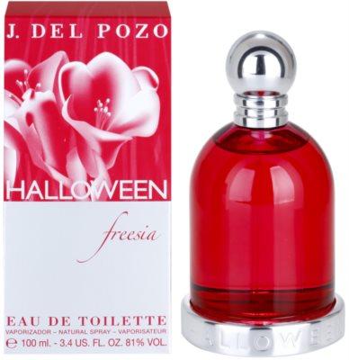 Jesus Del Pozo Halloween Freesia woda toaletowa dla kobiet