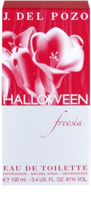 Jesus Del Pozo Halloween Freesia Eau de Toilette para mulheres 4