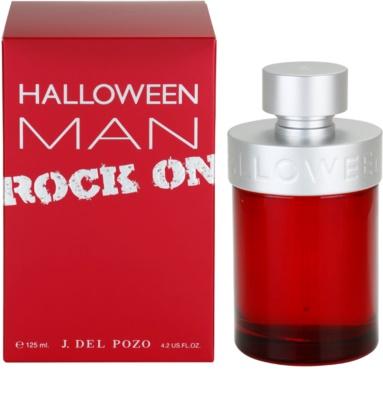 Jesus Del Pozo Halloween Man Rock On Eau de Toilette für Herren