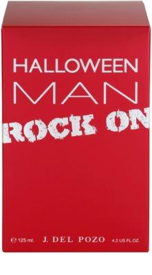 Jesus Del Pozo Halloween Man Rock On eau de toilette para hombre 4