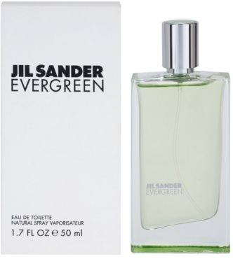 Jil Sander Evergreen туалетна вода тестер для жінок 2