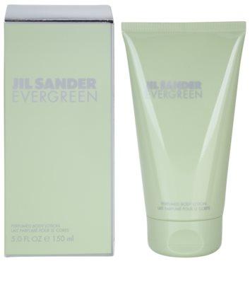 Jil Sander Evergreen tělové mléko pro ženy