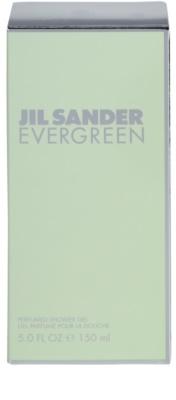 Jil Sander Evergreen gel za prhanje za ženske 3