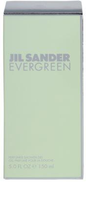 Jil Sander Evergreen gel de ducha para mujer 3