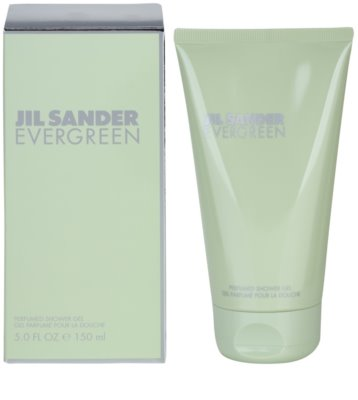 Jil Sander Evergreen Duschgel für Damen