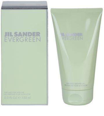 Jil Sander Evergreen gel de ducha para mujer