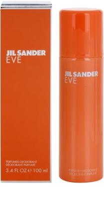 Jil Sander Eve deodorant Spray para mulheres