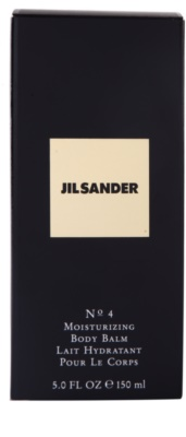 Jil Sander No.4 Body Lotion for Women 3
