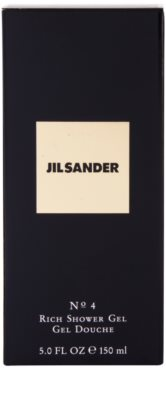 Jil Sander No.4 Duschgel für Damen 3