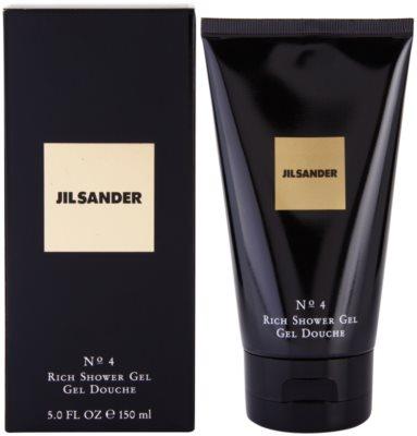 Jil Sander No.4 gel de ducha para mujer