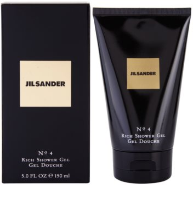Jil Sander No.4 gel de duche para mulheres