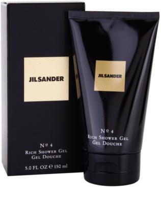 Jil Sander No.4 Duschgel für Damen 1