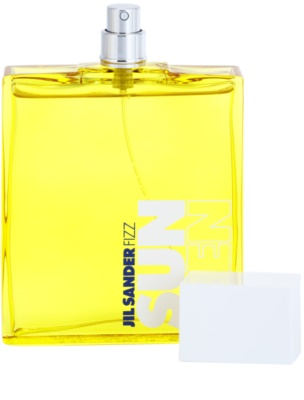 Jil Sander Sun Fizz for Men Limited Edition 2016 eau de toilette para hombre 3