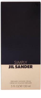 Jil Sander Simply sprchový krém pro ženy 3