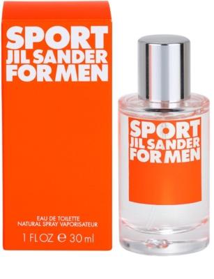 Jil Sander Sport for Men туалетна вода для чоловіків