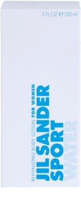 Jil Sander Sport Water Woman тоалетно мляко за тяло за жени 2