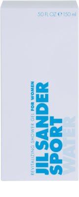 Jil Sander Sport Water Woman sprchový gel pro ženy 2