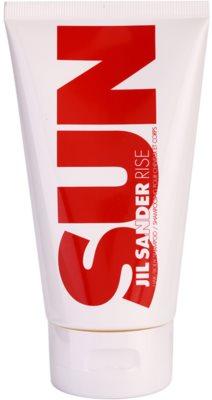 Jil Sander Sunrise gel de ducha para mujer