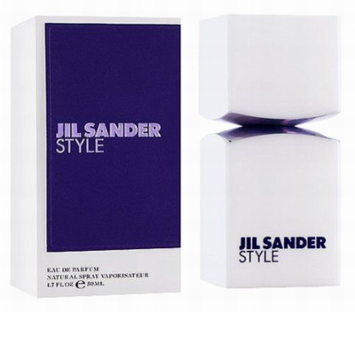 Jil Sander Style eau de parfum para mujer