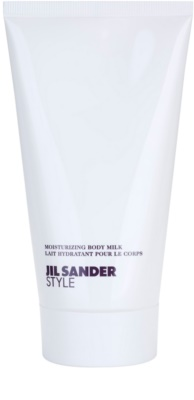 Jil Sander Style leche corporal para mujer 2