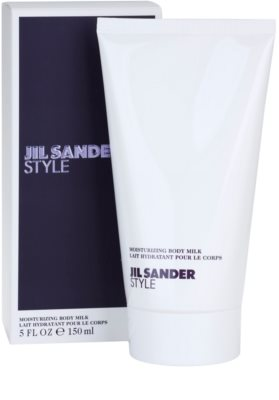 Jil Sander Style leche corporal para mujer 1